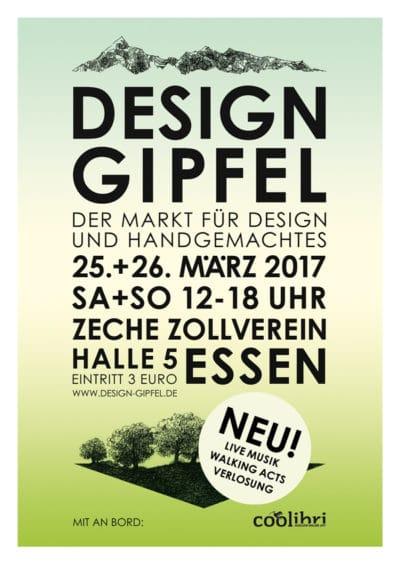 Design Gipfel-Der Markt für Design und Handgemachtes in Essen