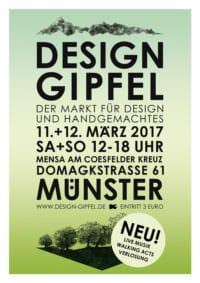 Design Gipfel-Der Markt für Design und Handgemachtes in Münster