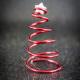 🎄 DIY Weihnachtsbaum aus Alu-Basteldraht 🎄
