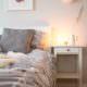 10 Tipps wie du im Winter ein gemütliches Schlafzimmer schaffst
