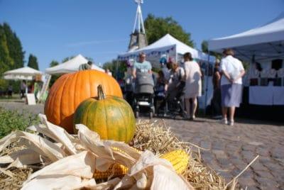 Herbstmarkt im Brückenkopf-Park Jülich