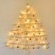 DIY - beleuchteter Weihnachtsbaum aus Ästen