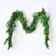 Mini DIY Buchstaben mit Weihnachtsgrün