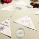 Geschenkanhänger für Weihnachten in Dreiecksform (Freebie!)