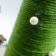 Tannenbaum aus Garn