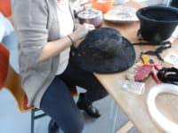 Hutworkshop am Wochenende: Filzhüte / Strohhüte / Stoffhüte / Fascinator und Co
