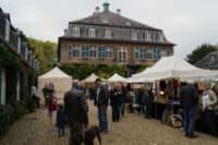 Gartenlust und Kunsthandwerk auf Schloss Eicherhof