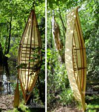 Kanu bauen: Skin on Frame
