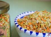 Pulver für Gemüsebrühe selber machen