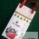 Geschenktüte aus einem Briefumschlag