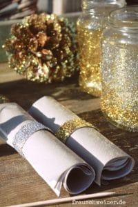 DIY: Bling Bling und viel Glitzer- Tolle Party Dekoration