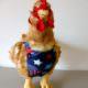 Veronika näht: Hühnerpullis