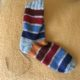 Socken mit der addi-Sockenwunder-Nadel
