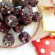 Marzipankugeln mit versteckter Pistazie