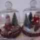 Weihnachten unter der Käseglocke