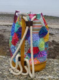 #prymcontest Patchwork #Matchbag