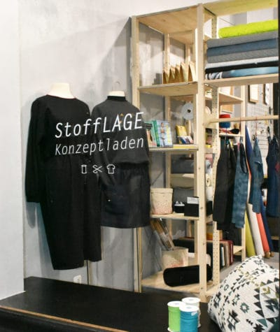StoffLAGE Konzeptladen