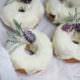 Mistletoe-Donuts mit Cranberries und Rosmarin | Mohntage