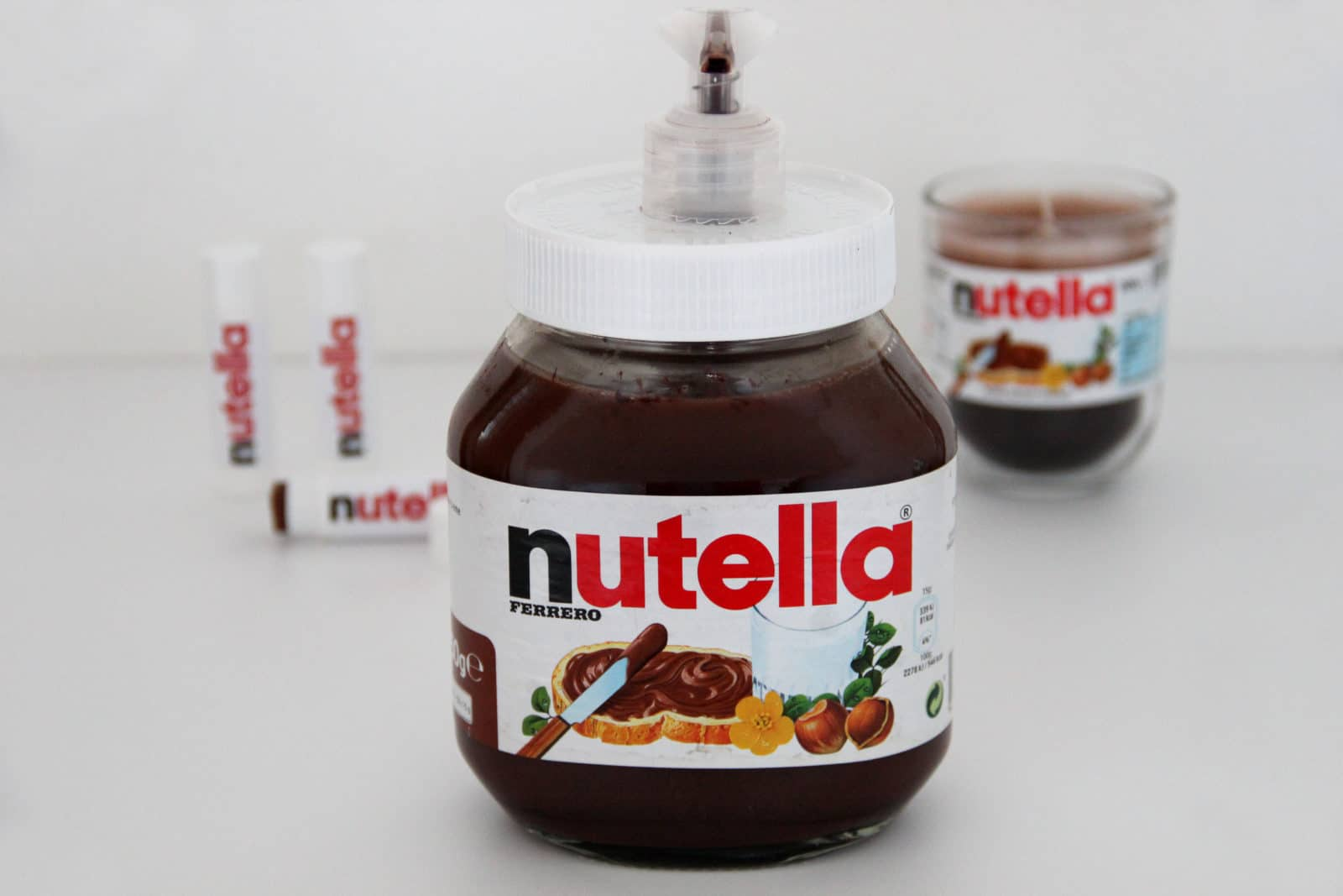 Nutella Spender