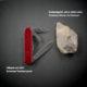 Feuerstein bearbeiten, Flintwerkzeuge herstellen und wilde Küche