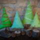 """Weihnachtsbaum """"nähen"""""""