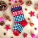 Christmas-Stockings - selbstgestrickt