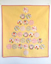 Merry Christmas Tree- Quiltanleitung