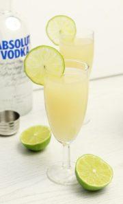 Cocktail: leckerer Lychee Spritz!