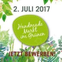 Handmade Markt im Grünen 2017