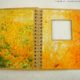 Notizbuch mit Schmuckpapier verschönern