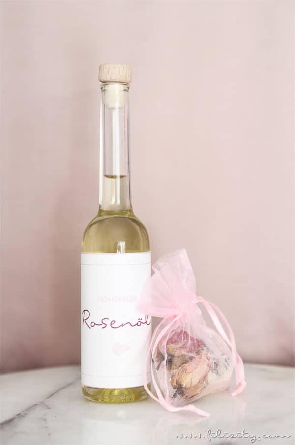 Rosenöl selber machen