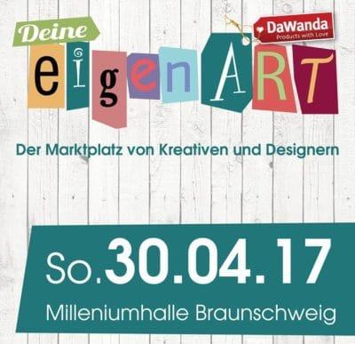 Deine eigenART Braunschweig am 30.04.2017