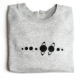 DIY Planeten Sweatshirt