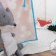 Kuschelecke: ein Kinder Tipi nähen