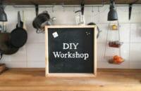 DIY Workshop: Magnetische Tafel
