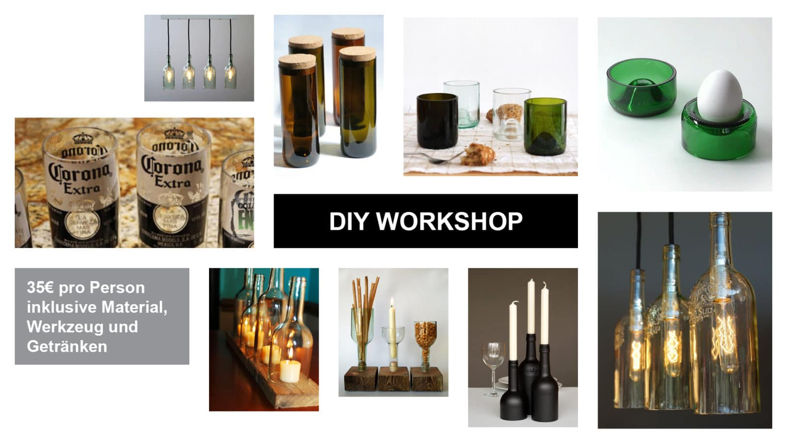 Kurs diy workshop interior design accessoires aus for Kurs interior design