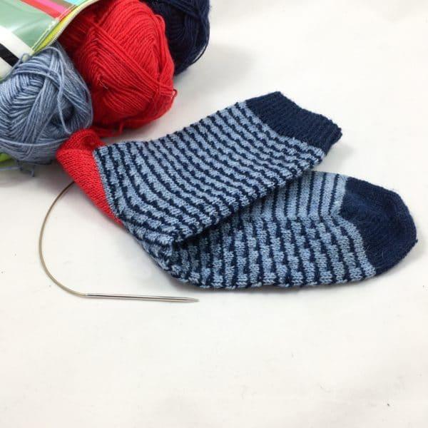 Fräulein Wunder Socken Waldemar