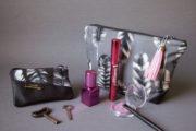 Kosmetiktasche mit passendem Schlüsseletui - ein Freebook