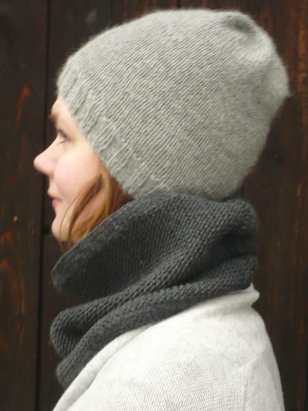 Anfängertauglich:  Einen Schal für den Liebsten stricken