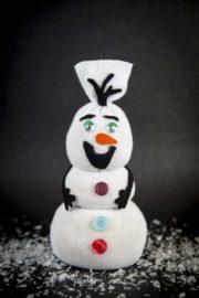 Socken-Schneemann Mr. Frosty