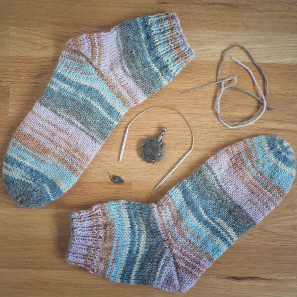Sockenwunder-Socken 6-fädig