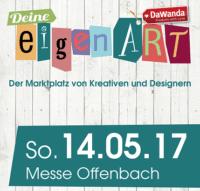 Deine eigenART Offenbach am 14.05.2017