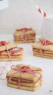 Süße Liebesbriefe zum Valentinstag   Pinata-Cookies mit versteckter Botschaft   Mohntage