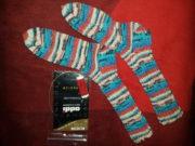Jetzt noch ein Paar Socken für die Freundin