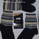 CraSy Bumerangferse 2 - mit Addi Sockenwunder & den neuen CraSy Short Rows