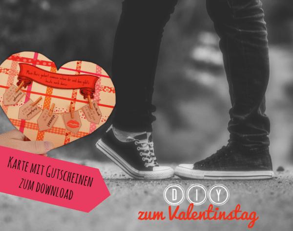 #DoItValentinstag - Liebesgrüße á la Karte!