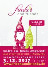 frieda's and friends design.markt 2.2017 · Ein Markt für Handgemachtes, Kreatives & Schönes in Schwerte an der Ruhr