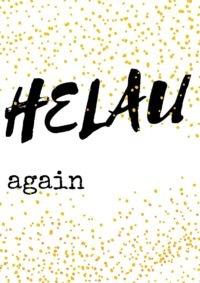 """HELAU again"", ein Freebie & Printable zum Karneval für Euch"