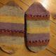 Funny Treppenmuster Socken für gute Laune #addisockenwundercontest