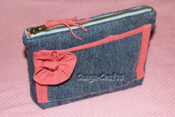 Tasche Jeanny aus 98 % recyceltem Material